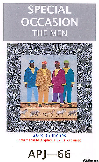 Special Occasion - The Men - Quilt Pattern by Sew Fabulous
