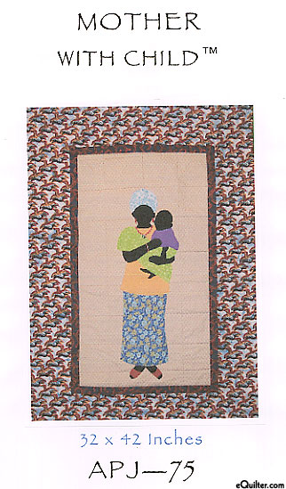 Mother with Child - Quilt Pattern by Sew Fabulous