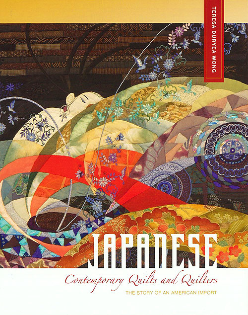 Japanese Contemporary Quilts and Quilters