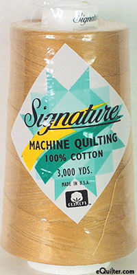 Signature Machine Quilting Threads - 3000 Yd. Cone