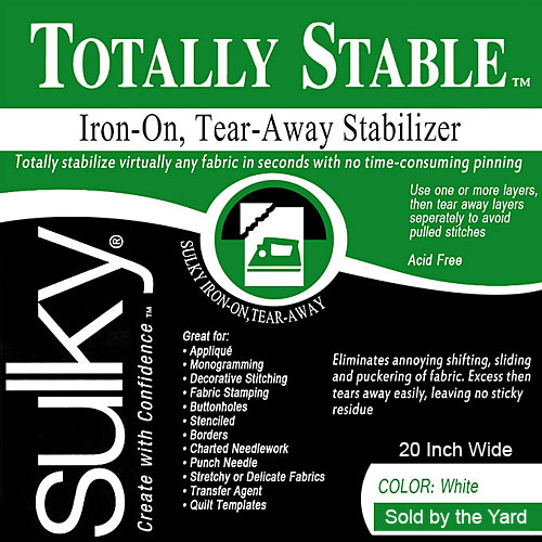 Sulky Totally Stable - White