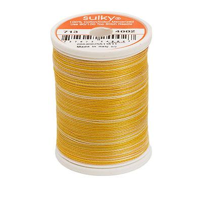 Sulky Blendables 12 wt Thread - 330 yard - Buttercream