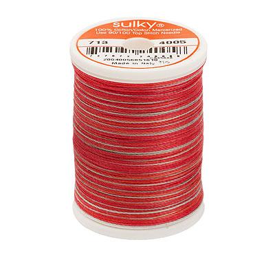 Sulky Blendables 12 wt Thread - 330 yard - Strawberry Daiquiri
