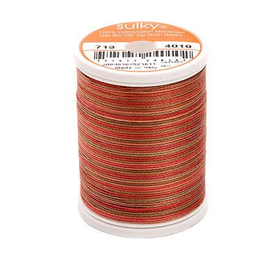 Sulky Blendables 12 wt Thread - 330 yard - Caramel Apple