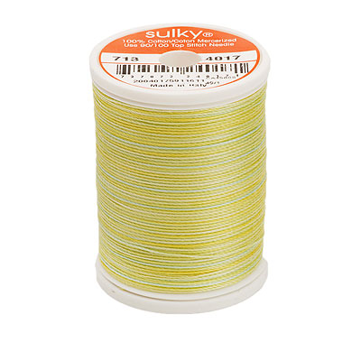 Sulky Blendables 12 wt Thread - 330 yard - Lime Sherbet
