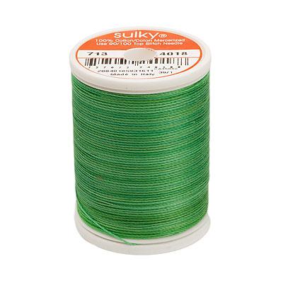 Sulky Blendables 12 wt Thread - 330 yard - Summer Grass