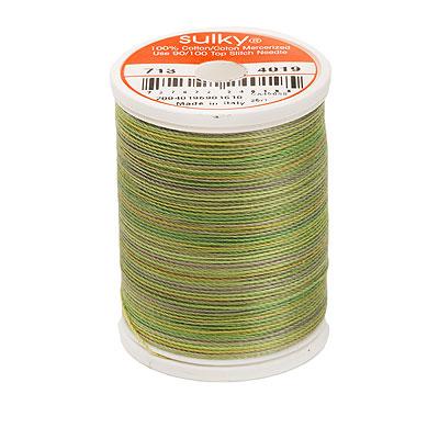 Sulky Blendables 12 wt Thread - 330 yard - Forest Floor