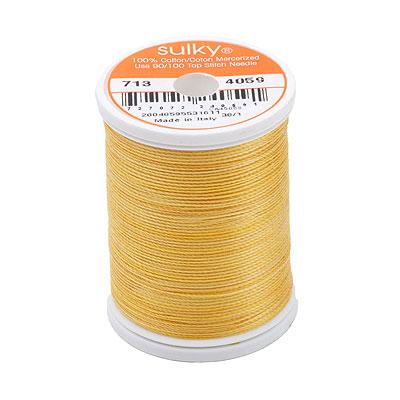 Sulky Blendables 12 wt Thread - 330 yard - Radiant Gold