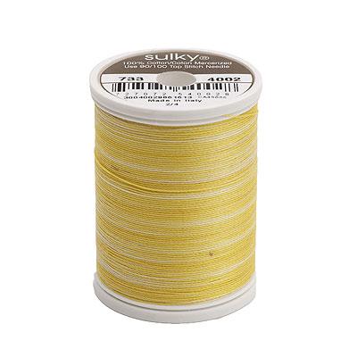 Sulky Blendables 30 wt Thread - 500 yard - Buttercream