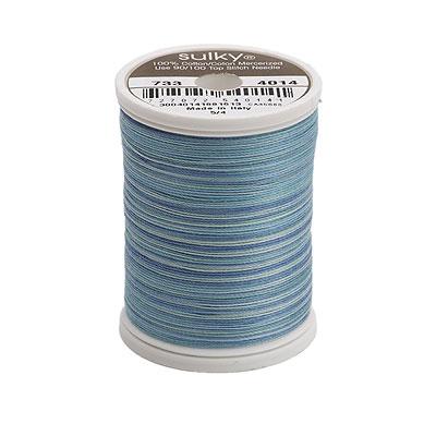 Sulky Blendables 30 wt Thread - 500 yard - Ocean Blue