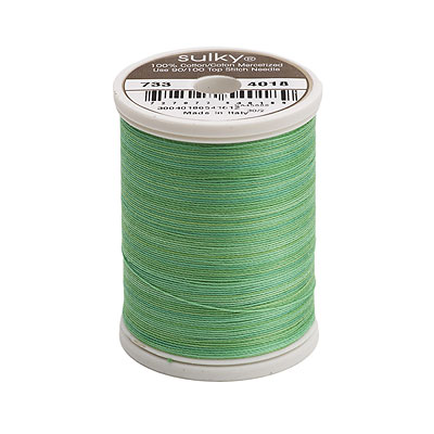 Sulky Blendables 30 wt Thread - 500 yard - Summer Grass