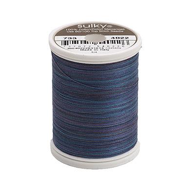 Sulky Blendables 30 wt Thread - 500 yard - Midnight Sky