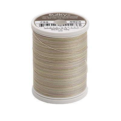 Sulky Blendables 30 wt Thread - 500 yard - Natural Taupe