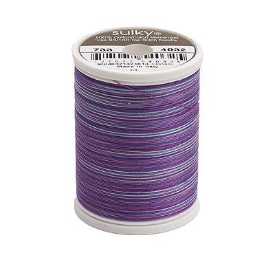 Sulky Blendables 30 wt Thread - 500 yard - Iris