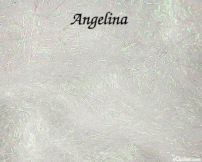 Angelina Fiber - Straight Cut Hot Fix - Aurora Crystalina