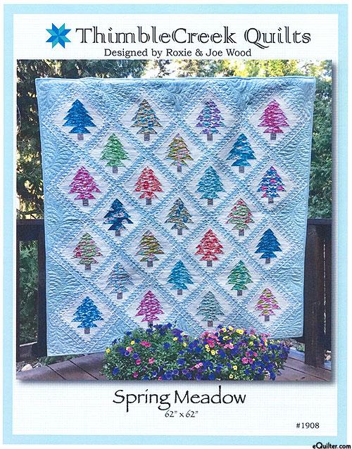 Spring Meadow - Quilt Pattern by Roxie & Joe Wood