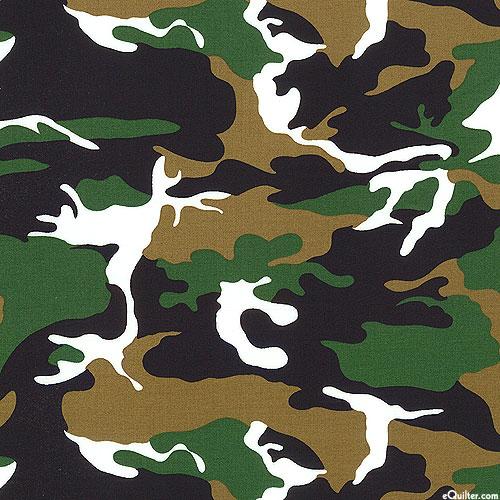 Hidden Camo - Army Green