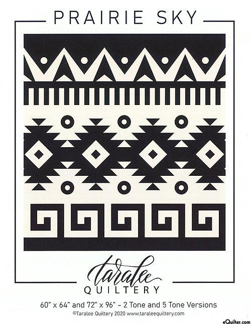 Prairie Sky - Quilt Pattern by Tara Evans