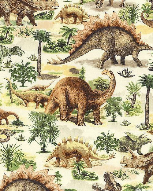 Imagining Dinosaurs - Natural