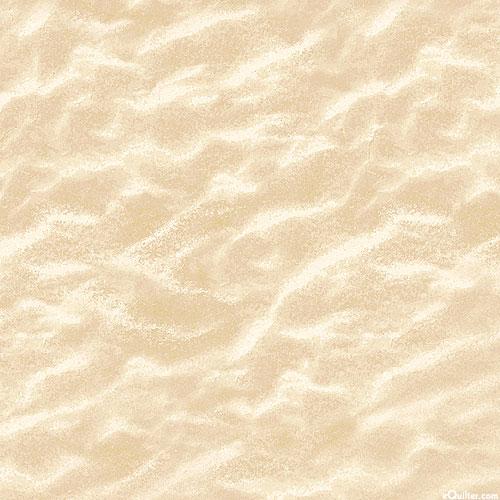 Welcome to the Beach - Soft Sand - Warm Beige