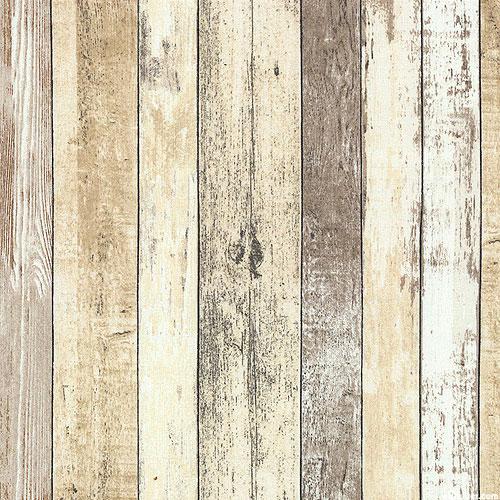 Cotton Blossom - Shiplap Boards - Natural