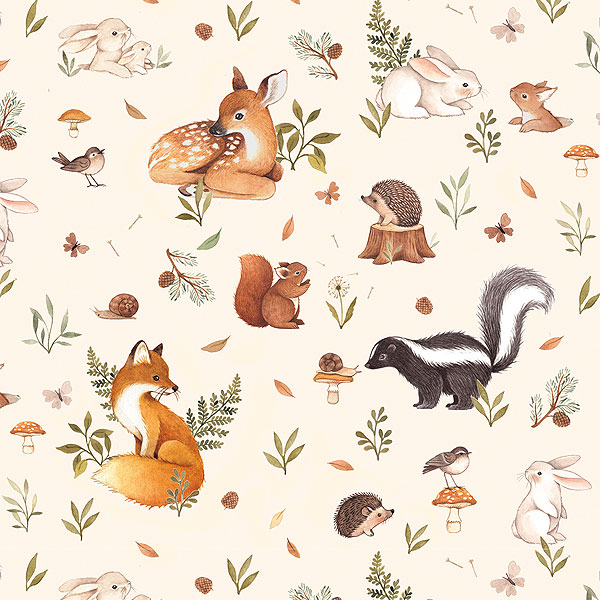 Little Fawn - Young Creatures - Cream