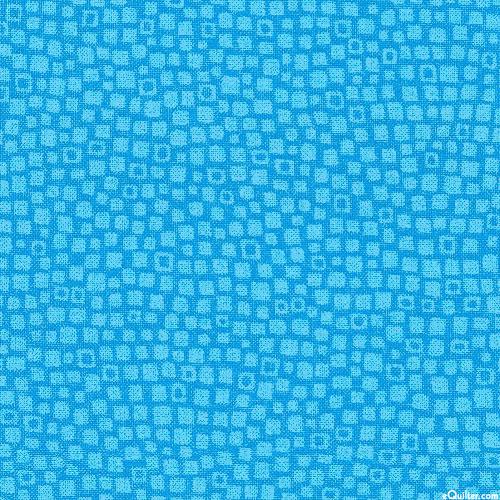 Blockbuster - Cyan Blue