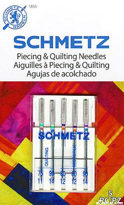 Schmetz Machine Needles - Quilting & Piecing