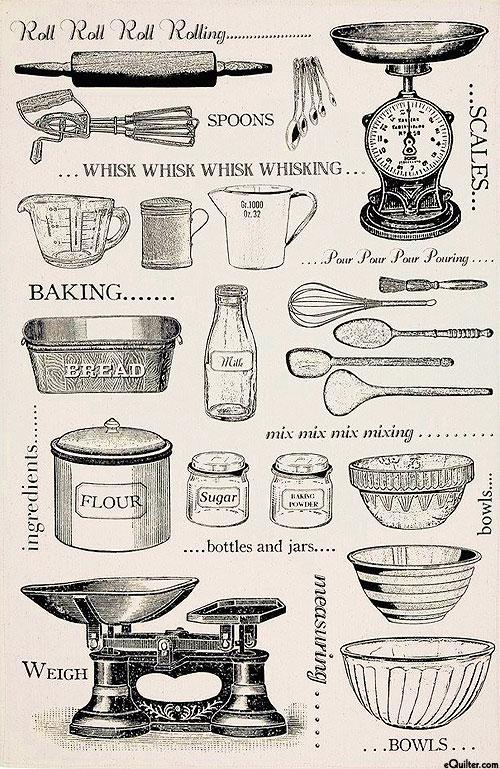 Baking Tools - Tea Towel