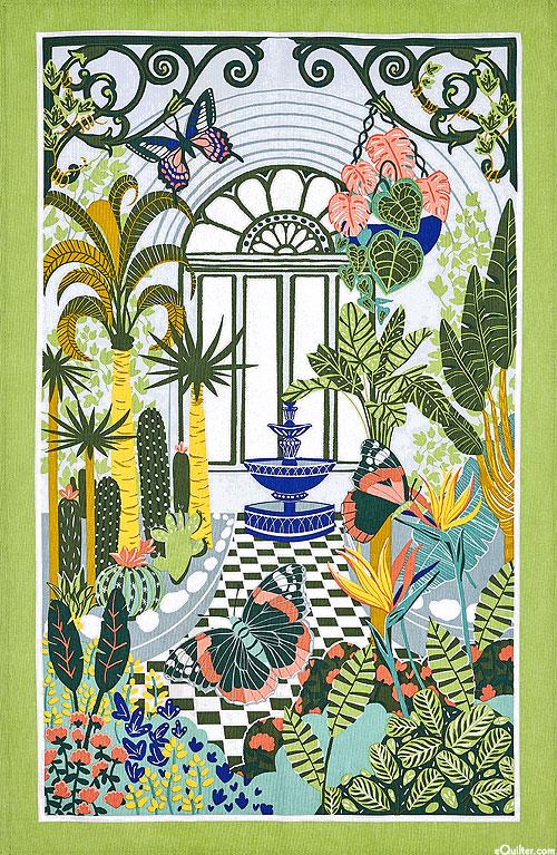 Palm House - Tea Towel