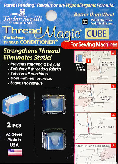 Thread Magic Cube