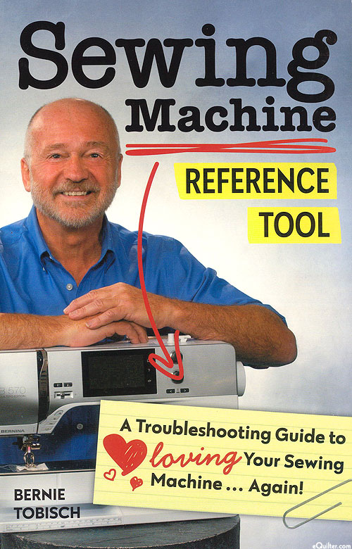Sewing Machine Reference Tool - A Troubleshooting Guide