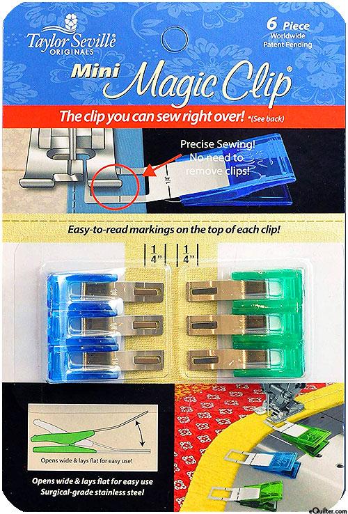 Magic Clip - Set of 6 - Mini
