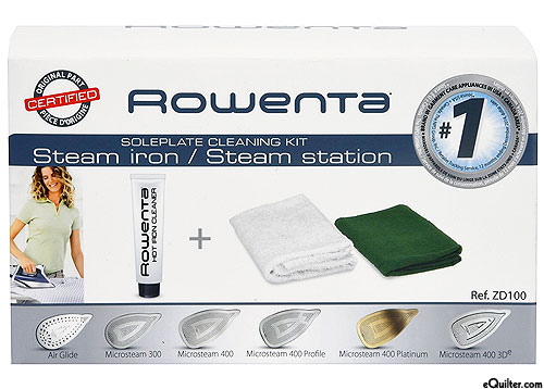 Soleplate Cleaning Kit