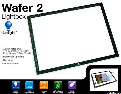 Wafer 2 - Portable Light Box