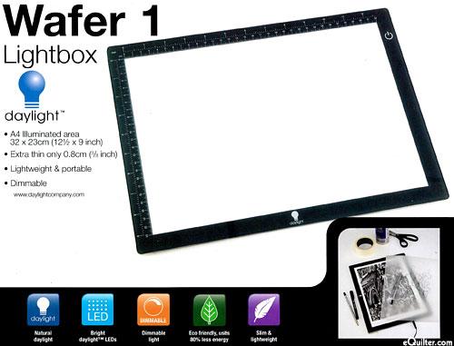 Wafer 1 - Portable Light Box