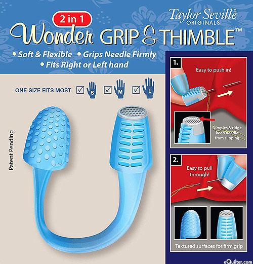 Wonder Grip & Thimble
