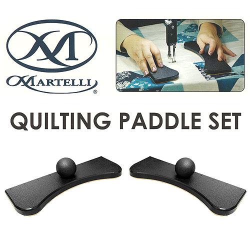 Martelli Quilting Paddle Set