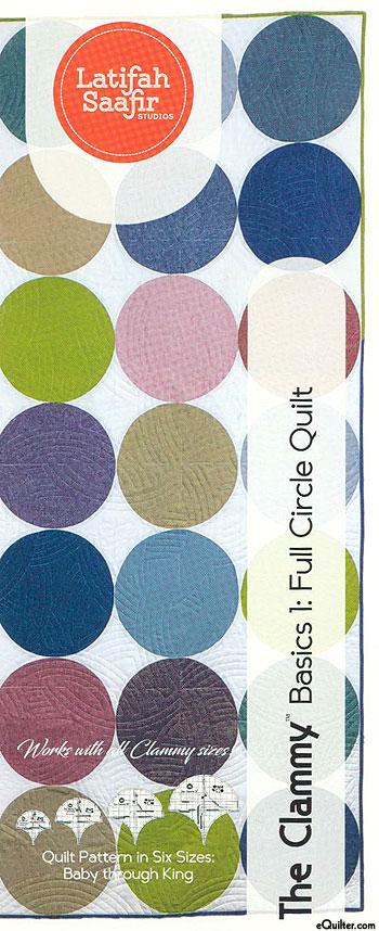 Full Circle Quilt - Pattern by Latifah Saafir Studios