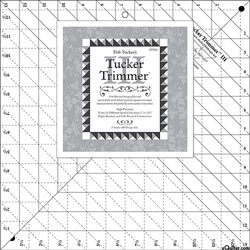 Tucker Trimmer III - by Deb Tucker