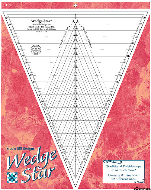 'Wedge Star' by Studio 180 Designs