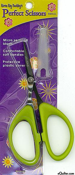 """Karen Kay Buckley's 4"""" Serrated Scissors"""