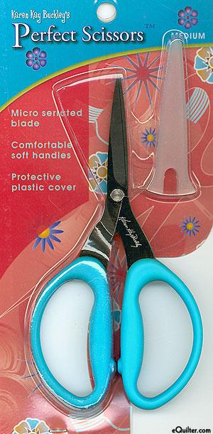 """Karen Kay Buckley's 6"""" Serrated Scissors"""