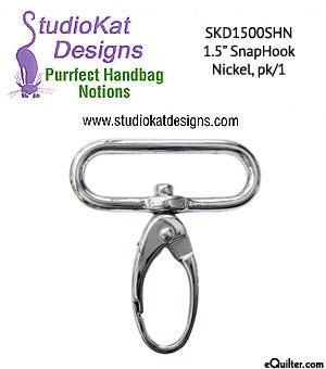 Swivel Snap Hooks - Single - Nickel