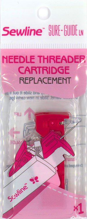 Sure-Guide Needle Threader Replacement Cartridge - Large Needles