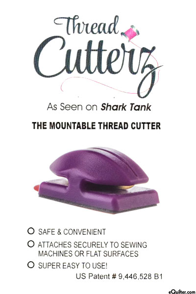 Thread Cutterz - The Mountable Thread Cutter
