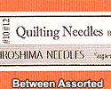 Pins & Needles - Hand & Machine