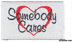 Tag-It-Ons - Somebody Cares Label