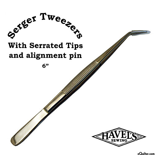 Serger Tweezer