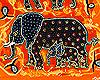 Fire Ring Elephants - 18